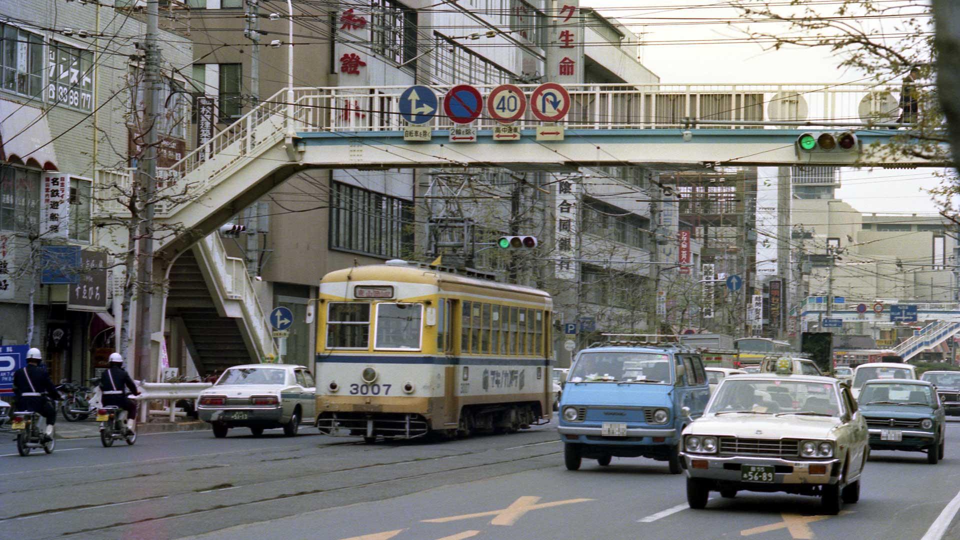 岡山路面電車